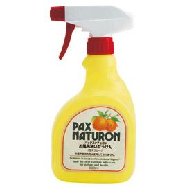 石けん洗剤 風呂洗いせっけん パックスナチュロン